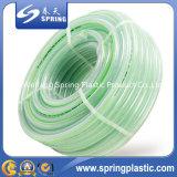 De plastic Flexibele Vezel van pvc vlechtte de Versterkte Slang van de Tuin van de Slang van de Pijp van de Irrigatie van het Water