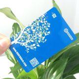 支払のためのPVC 13.56MHz ISO14443A secutity RFID MIFARE DESFire EV1 2Kのカード