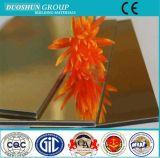 Feuille de /Alucobond /Acm de panneau du fini ACP/Aluminum Compisite de miroir pour le revêtement de mur de construction