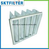 Filter van de Zak van de polyester de Middelgrote