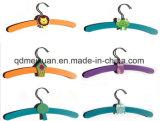 Pantaloni dei ganci del Sud Corea che portano la memoria di vestiti dei ganci del fumetto animale sveglio dei bambini di caduta del gancio dell'animale domestico dei bambini di legno del bambino (M-X3562)