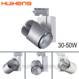 2017 heißer Verkauf Aluminium50w PFEILER LED Punkt-Spur-Licht