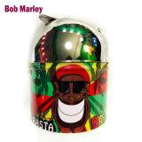 Из нержавеющей стали для сорняков Bob Marley Rasta Ragga Ямайка пепельница