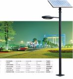 Exportaciones 10W de China a la luz del jardín 60W solar en luz de calle solar