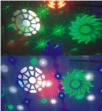 Neuer AnkunftGobo, Laser, Disco-magisches Träger-Licht des Träger-Röhrenblitz-4in1 LED