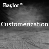 Nova chegada impresso digital à prova de Baylor Tecido Arte Cenários de fotografia para decoração 5*7 FT