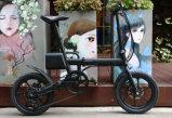 36V Cmopact складной велосипед с электроприводом