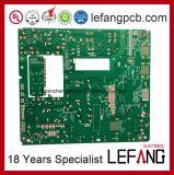 Placa de circuito PCBA & fabricante do PWB com certificação do ISO 14001
