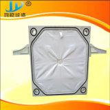 Полипропиленовая пластине и раме фильтра нажмите ткань для химического