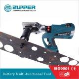 L'outil multifonction de la batterie de la sertisseuse perforateur de coupe