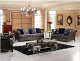 Sofà di cuoio sezionale moderno per il sofà domestico