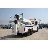 頑丈な6*4 351-450HP HOWOの道のレッカー車の道のレッカー車