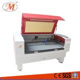 Singola macchina per incidere del laser di posizionamento capo (JM-1410H-CCD)