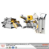 Hydraulische het Voeden Werktuigmachines Automatisch Metaal van het Blad 3 in 1 Voeder van de Gelijkrichter Nc ServoUncoiler