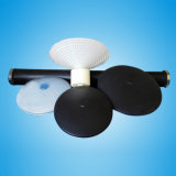Diffuseur fin microporeux amélioré d'air de bulle