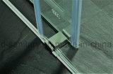 8-10mm Temepered doppelte Schiebetür-Dusche-Glaskabine