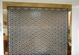 Het luxueuze Verguld Scherm van het Roestvrij staal, de Mooie Verdeling van het Roestvrij staal