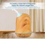 Dituo ultrasónico de producción de madera de neblina de aceite esencial difusor de aroma