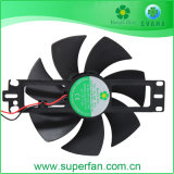 ventilador plástico da C.C. de 12V Frameless 120*120*25mm