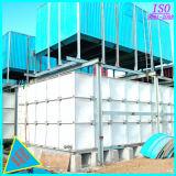 SMC / Tanque de armazenagem de água seccional GRP com Certificado Wras