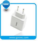 휴대용 5V 2.4A Travel 4ports USB Wall Charger