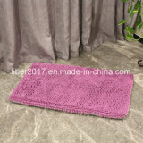 Циновка собаки тюфяка любимчика циновки любимчика пурпуровой ткани Mop удобная большая