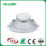 "6 "" 20W Dimmable와 Non-Dimmable IP44 LED 편평한 Downlight"