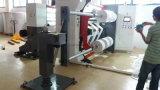 Hochgeschwindigkeitsduplexaufschlitzender und Rückspulenmaschine klebstreifen