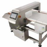 O processamento da linha de produção de embalagem de alimentos do Detector de Metal
