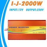Gleichstrom UPS-2kw 48V 100V/240V zum Wechselstrom-Inverter 50/60Hz I-J-2000W-48V