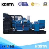 ディーゼル発電機を運転する高性能2000kVA 1600kw出力電力ドイツMtuエンジン