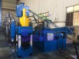 Máquina de reciclaje de aluminio de la briqueta del desecho de cuatro descargas