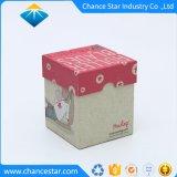 Custom печатной бумаги картонную крышку рождественских подарков в салоне