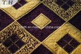 tessuto moderno del sofà di Gemotric del Chenille 100%Polyester