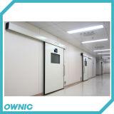 Sala de operación de la puerta hermética con motor de Dunker