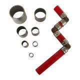 Manchon en acier inoxydable pour appuyez sur le lien avec raccord de tuyau Pex-Al-Pex