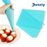 Bolsas de pasta de silicona de grado alimentario de tuberías de decorar tortas bolsas de hielo