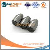Los botones de carburo de tungsteno para herramientas de perforación