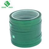 620 metros*33mm, verde, mascota de cinta adhesiva de silicona resistente a altas temperaturas de cinta para la soldadura de PCB