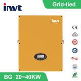 Bg invité 20kwatt-40kwatt Grid-Tied en trois phases du système d'énergie solaire