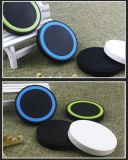 Caricatore senza fili universale del Qi del telefono delle cellule del caricatore del USB del micro nuovo, caricatore senza fili portatile Colourful del commercio all'ingrosso