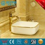 Meubles de salle de bains avec lavabo en céramique Touchez BC-7031G