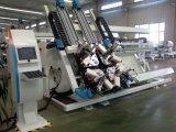 CNC Deur 4 van het Venster van het Aluminium de Machine van de Schakelaar van de Hoek