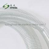 Fil d'acier en PVC flexible renforcé avec une excellente qualité
