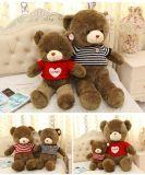 Reizender Teddybär angefüllte Plushed Spielwaren