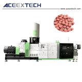 Recyclage du plastique PP Sac tissé Re-Granulation Machine