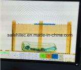 Equipamento de inspecção de paletes de carga de raios x SA150180 para verificação de segurança Logística