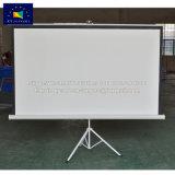 X-Yスクリーンの教室および学校のための携帯用三脚プロジェクタースクリーン