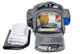 Sac de couche-culotte de bébé pour le sac à dos de maternité de sac de couche-culotte de maman de maman