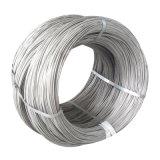 TUFFO caldo galvanizzato o filo di acciaio della lega di alluminio dello zinco di Ungalvanized